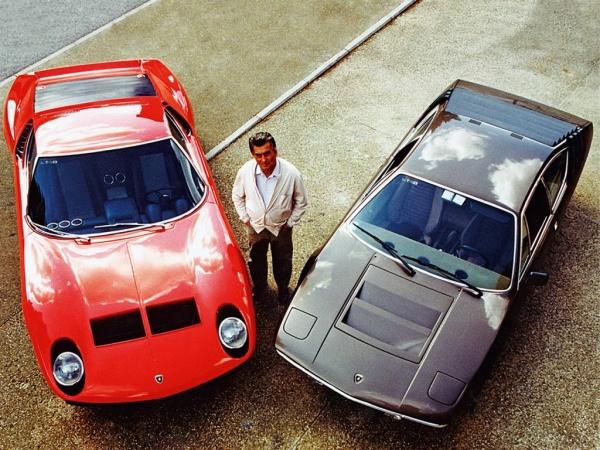 Автомобили Lamborghini